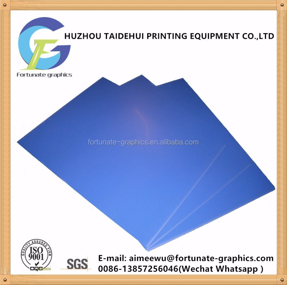 huaguang strong type thermal ctp plate