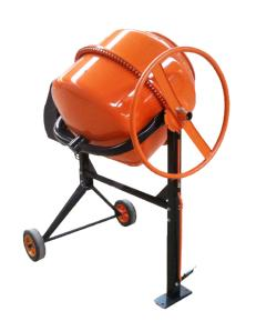Concrete mixer Power 230V portable EU CE TUV
