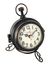 Metal table /desk clock Conference gift idea clocks