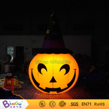 inflatable pumpkin with led lighting Halloween Airblown Inflatables