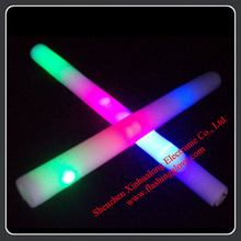 Cheap Promotion Items For Party Raves Flashing Foam Sticks