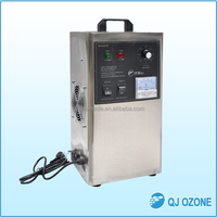 Portable ozonizer germ eliminator and smoke deodorizer,home ozone air purifier , air ozonator