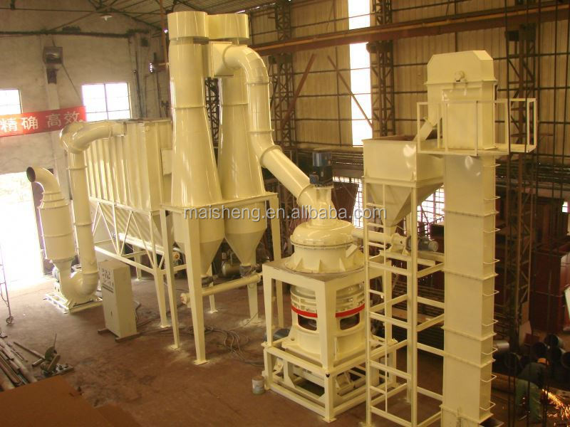 machine for gypsum calcination plant from China