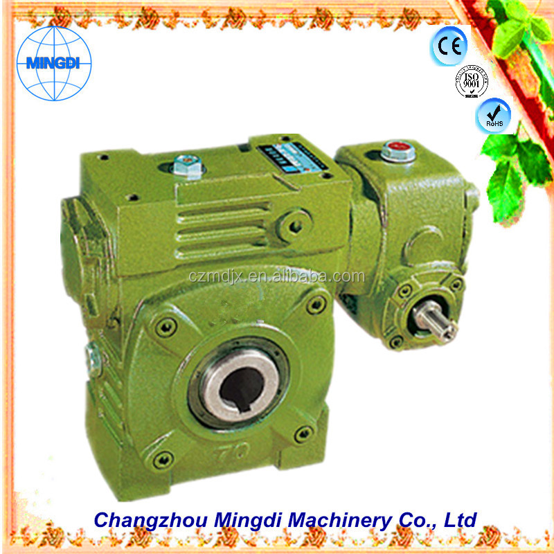 WPA/WP Series Worm agriculture Reducer Transmission Gearbox Parts with Electric Motor industrial handheld sewing machine