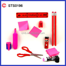 2014 China stationery fashion items for kids school supply