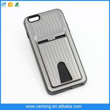 simple design top quality Wholesale tpu+pc hybird cell phone case for samsung s7 edge