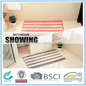 bath rug without rubber backing buy bath rug absorbent bath rug