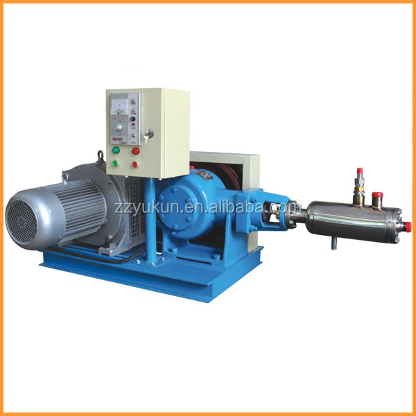 cryogenic liquid oxygen pump