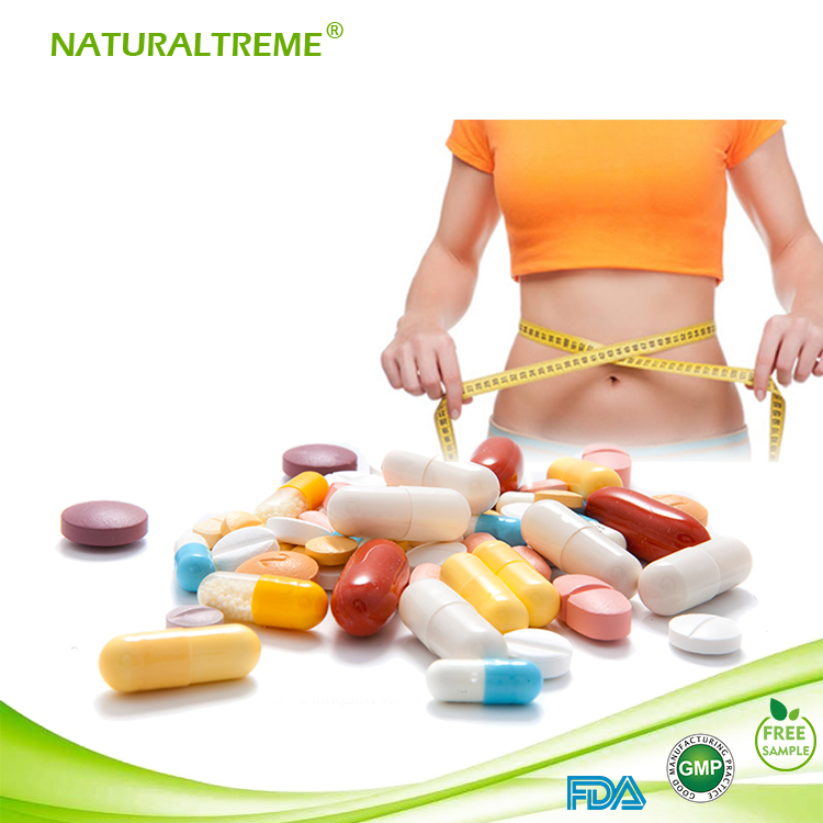 2017 Healthy and Safe Slimming Plus Natural Capsule