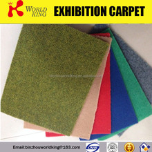 Velour commercial used hotel carpet