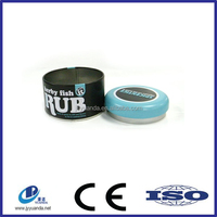Widely used tin cans for food / holiday tin cans