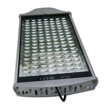 126W IP65 Off Road Lamp High Power bridgelux led street light