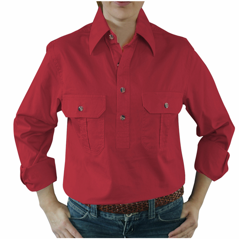 Work Shirts, Polos, & Tees When you need quality work shirts at an affordable price there is only one place to go. We offer a large selection of top quality work shirts by famous maker brands such as Carhartt, Dickies, and Red Kap.