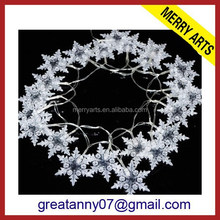 top selling plastic star shaped white led star light