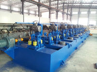 durable steel square tube polishing machine