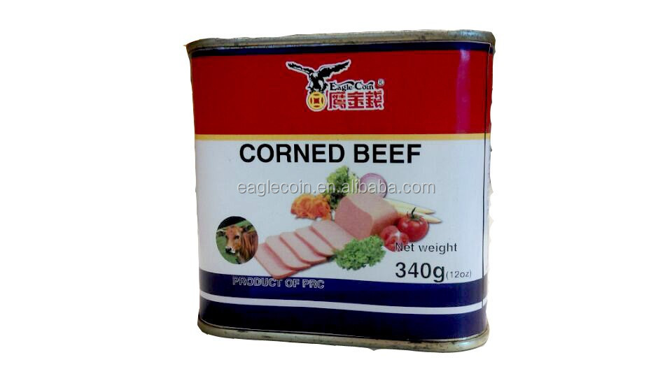 Beef meat hygienic canned food Delectable flavour