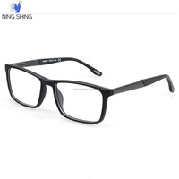 2016 New product black frame color optical glasses frame
