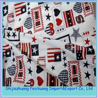 polyester 65% cotton 35% fashion fabric for clothing