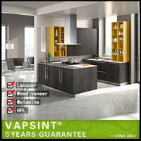 Ready to assemble kitchen cabinet modern from china factory