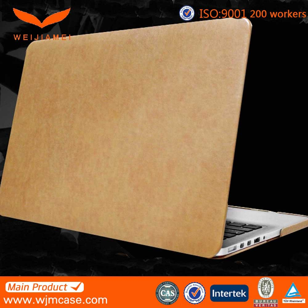 High Quality Printing Rubberized Coating For Macbook Protective Case Backpacks 15 inch