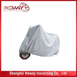 New style super quality motorcycle cover black for sale