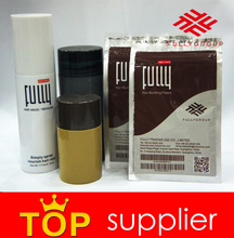 Best Selling Hair Stying Product Magic Hair Building Fiber for hair loss solution