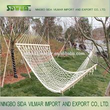 Outdoor mesh hammock, single field swing bed, portable inside and outside light hammock