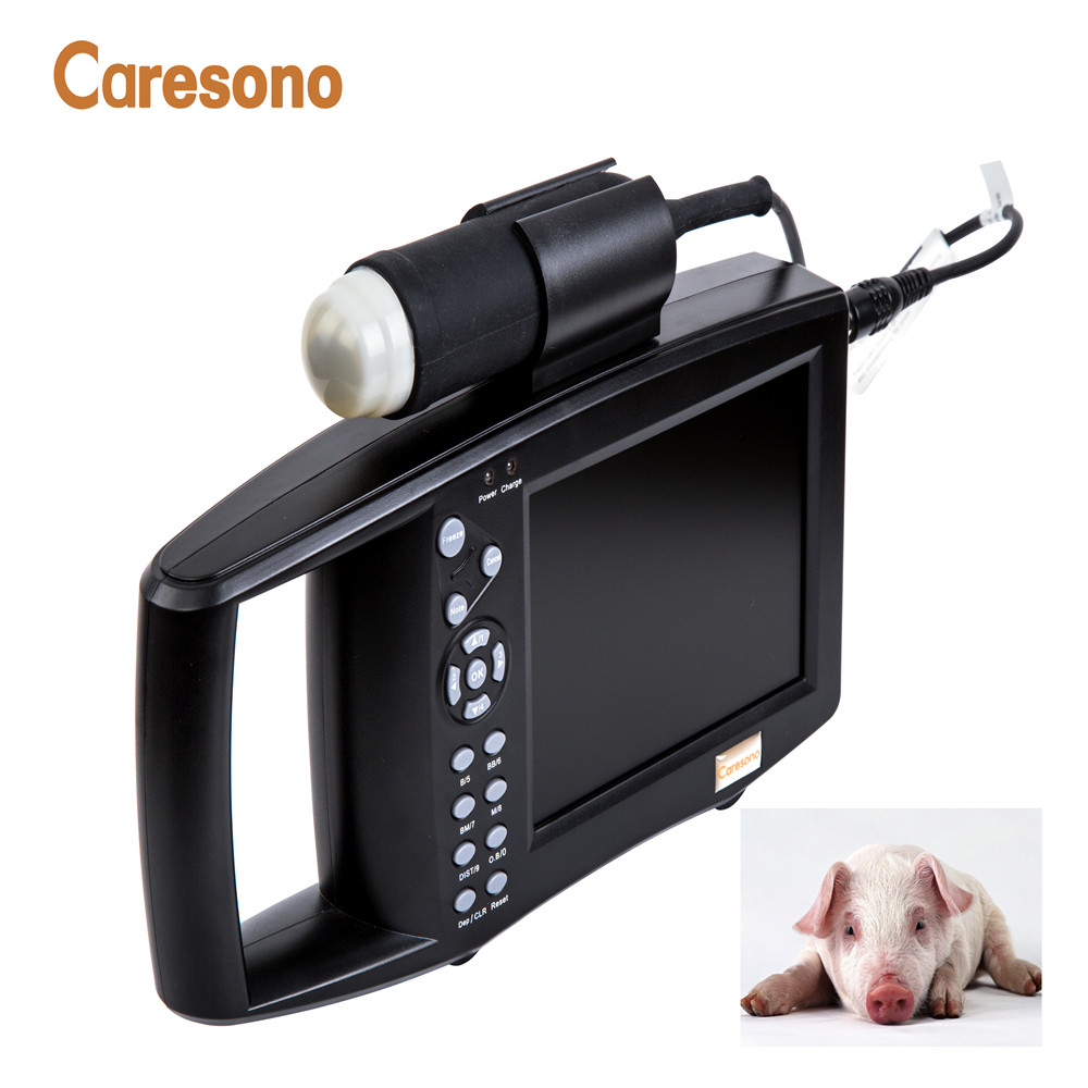 Caresono China  HD 9200A medical ultrasound instruments veterinary with 5.6 inch