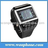 Wholesale Quadband Q5 wrist Watch Phone with keyboard