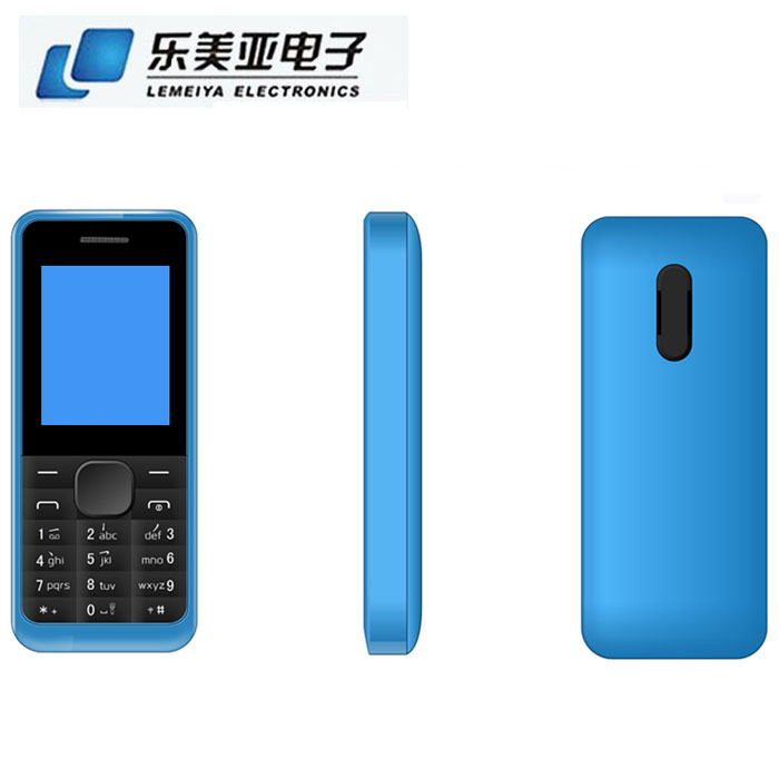 Dual Sim Original Brand New Mobile Phone 105 Unlocked For Nokia 1280 107 3310 1112 1110 1116