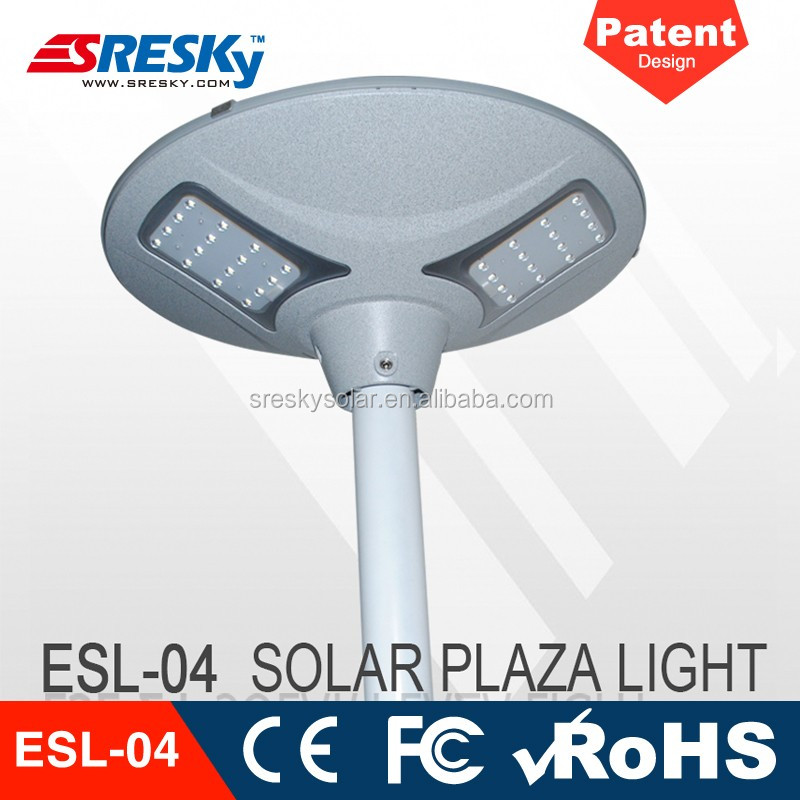 Solar Led Street Light Lamp Manufacturing Circuit Case