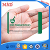 MDC1361 Transparent Plastic Business Card Printing 100% manufacturer customized