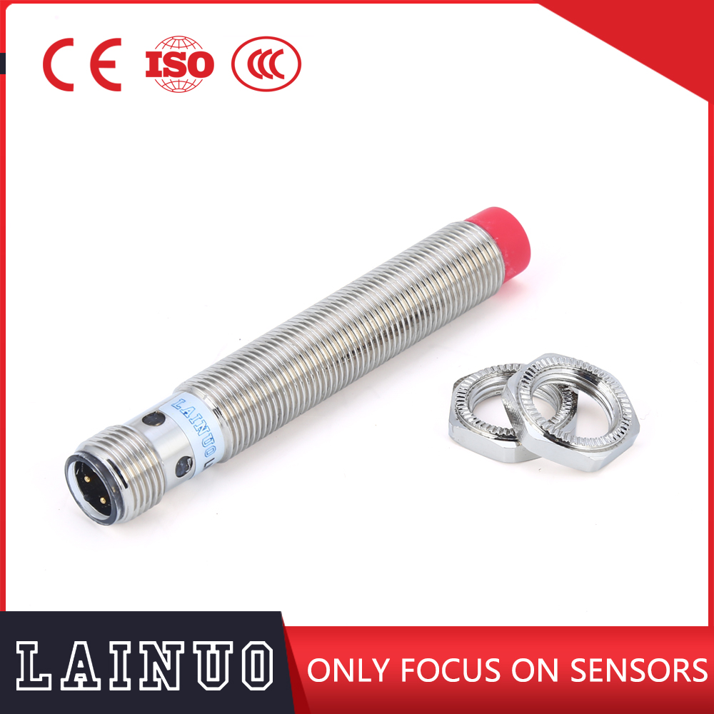 M12 pluggable cylinder pressure sensor with linear position