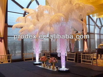 Artificial ostrich feathers, Carnival feathers white ostrich feathers