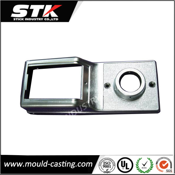 Zamak alloy die casting housing