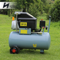 Factory good design 3HP 220V portable air compressor