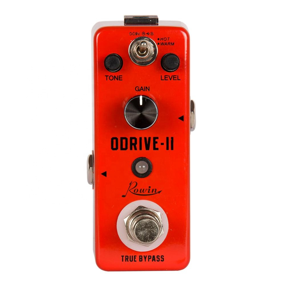 Overdrive pedal LEF-302B guitar pedal for <strong>12</strong> string guitar