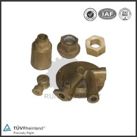 Custom Copper Alloy Milling Turning Parts