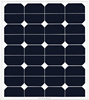 50W Home use monocrystalline silicon solar module for water heater