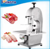 High quality Sliding table electric Frozen meat saw machine