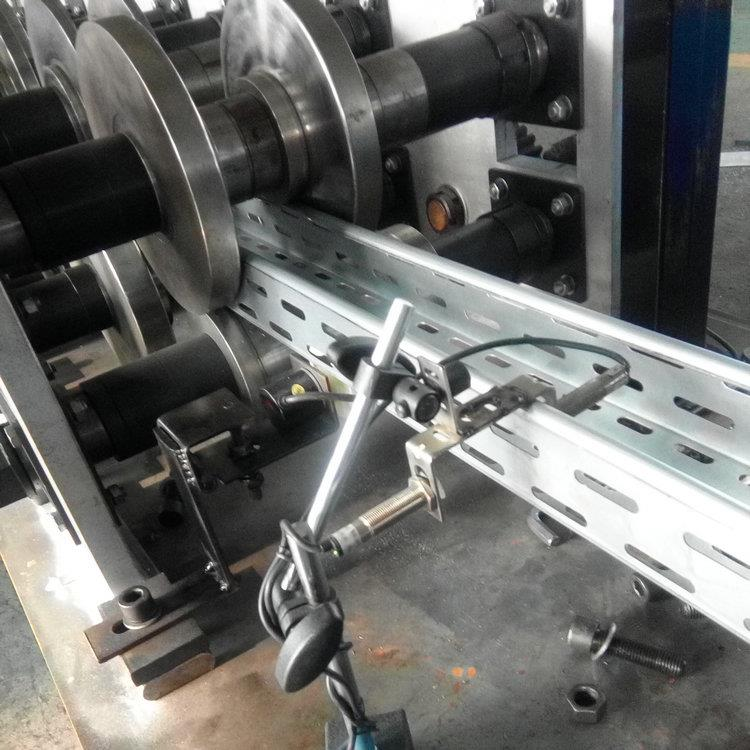new product perforated cable tray cold roll forming making machine