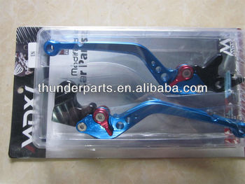 Motorcycle CNC accessories,parts,Hand levers,EN125