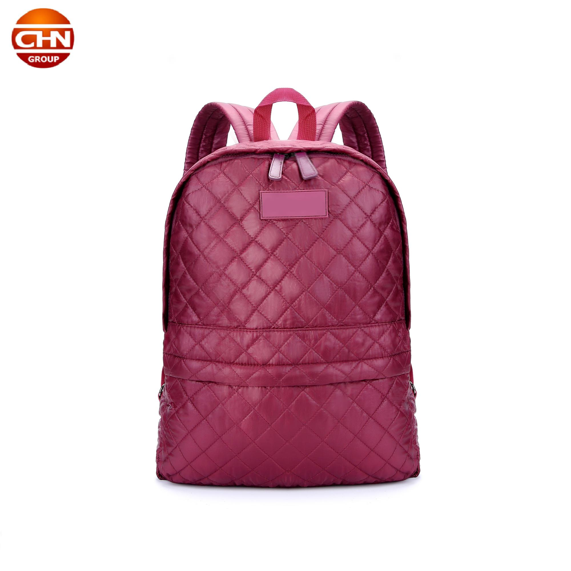 2018 Hot-selling High quality girls School bag lady backpack women backpack