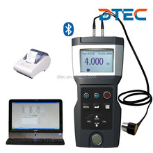DTEC DT500 Digital Ultrasonic Thickness Gauge,Higher Precision 0.001mm/0.0001 inch,measure steel,plastic,ceramic,glass etc.