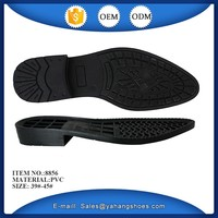 casual sole for felt shoes