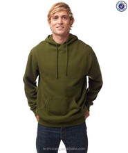 Wholesale Casual Wear 65%Polyester35%Cotton Mens Pullover Hoodie