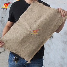 60X40CM quick absorbent water gel sandbags with SAP inside for flood control use