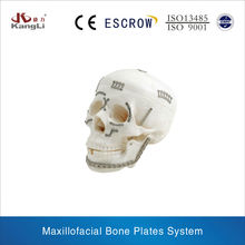 Maxillofacial Bone Plates,orthopaedic instrument,trauma implant,surgical