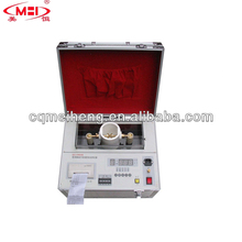 HCJ High Efficient oil dielectric strength tester with good quality hydraulic oil purifier
