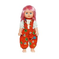 12 Inch Best Price Eco-friendly PVC Materaill French Speaking Dolls